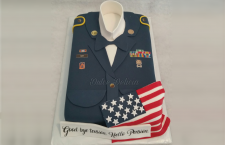 Army Dress-Blue Retirement